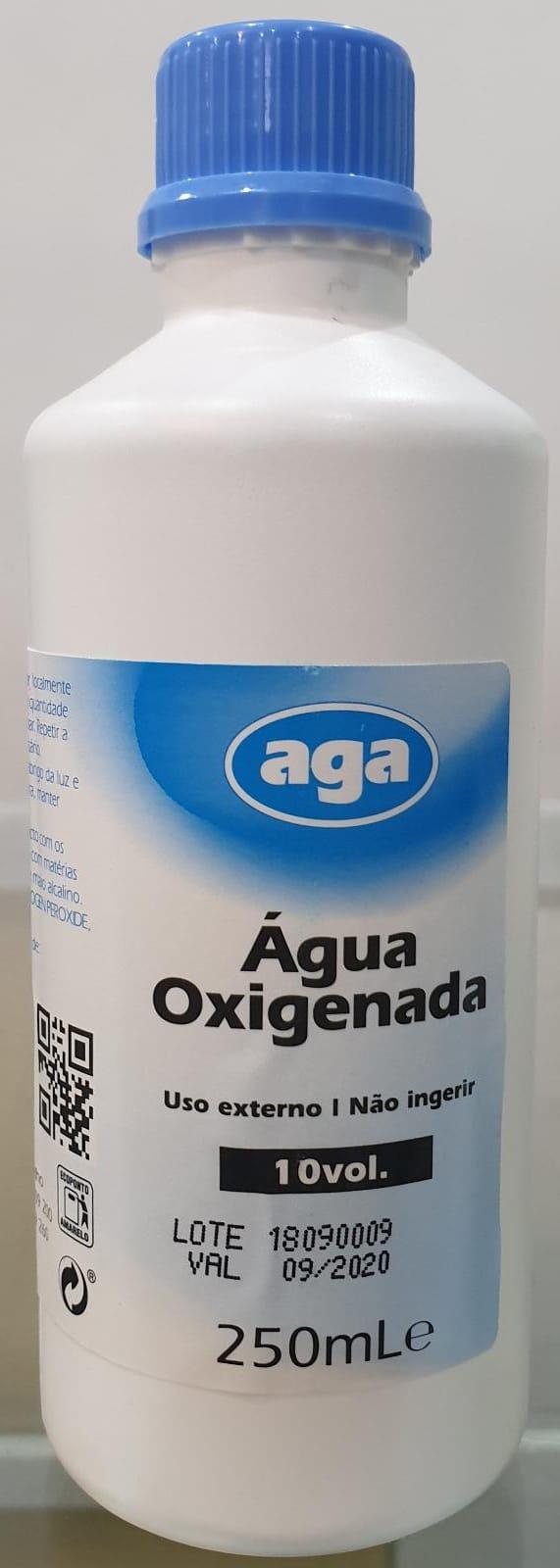 Água Oxigenada 10 Vol