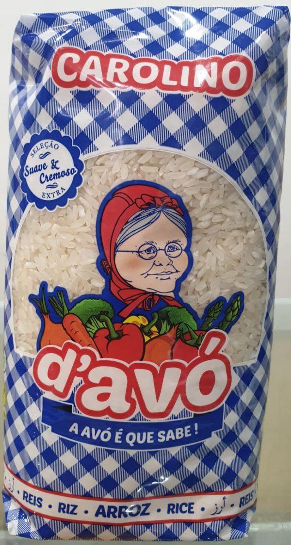 Arroz Carolino