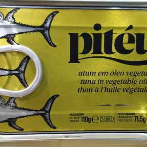 Atum Em Oleo Vegetal Pitéu
