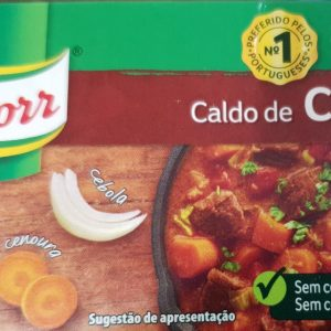 Caldo Knorr Carne
