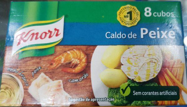 Caldo Knorr Peixe