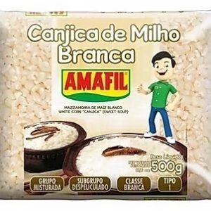Canjica Milho Branca Amafil