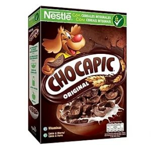 Cereais Chocapic