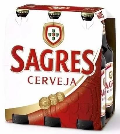 Cerveja Sagres