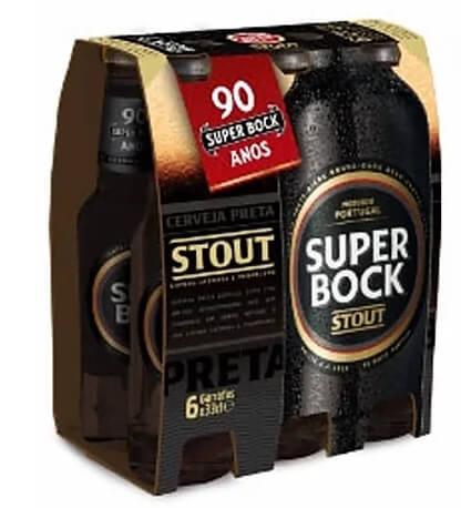 Cerveja Super Bock Pack De 6