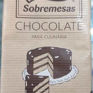Chocolate Para Culinaria Nestle