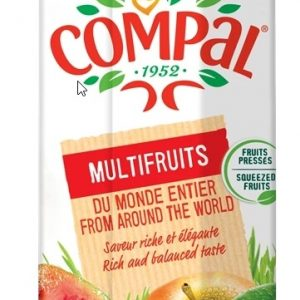 Compal Multifrutos 1l