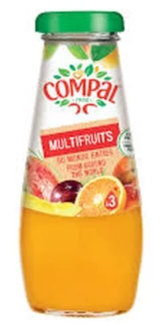 Compal Multifrutos 200ml