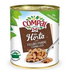 Feijao Frade Lata Grande Compal 845gr