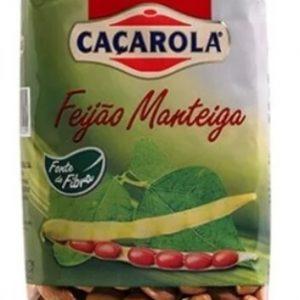 Feijao Manteiga Seco Cacarola