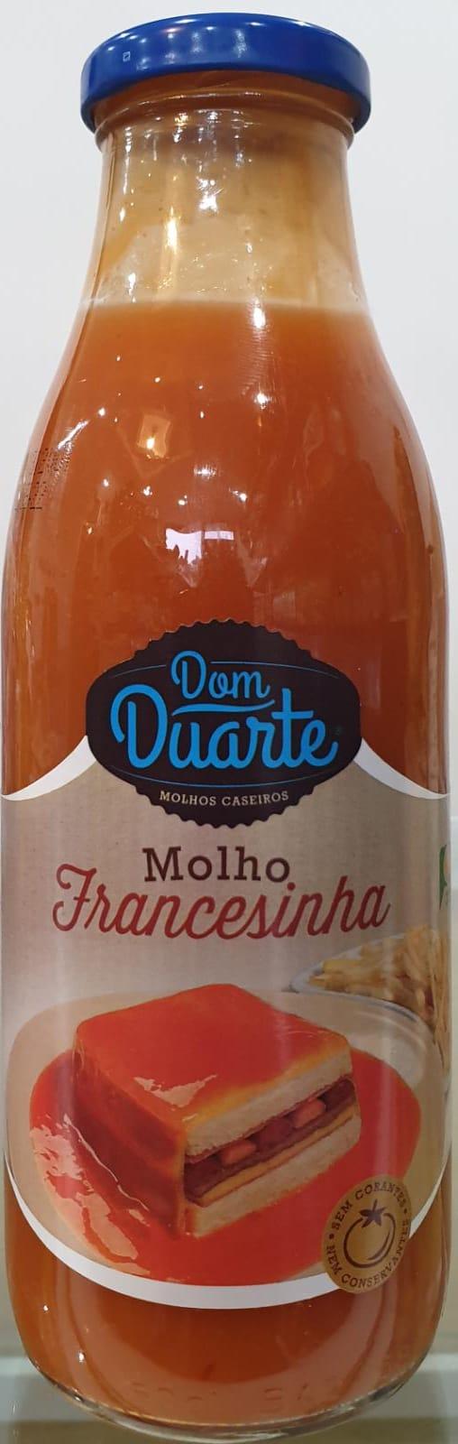 Molho Francesinha Dom Duarte