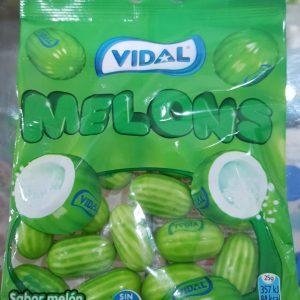 Pastilhas Melões Vidal