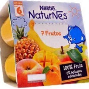 Sobremesa 7 Frutos Nestle Pack De 4
