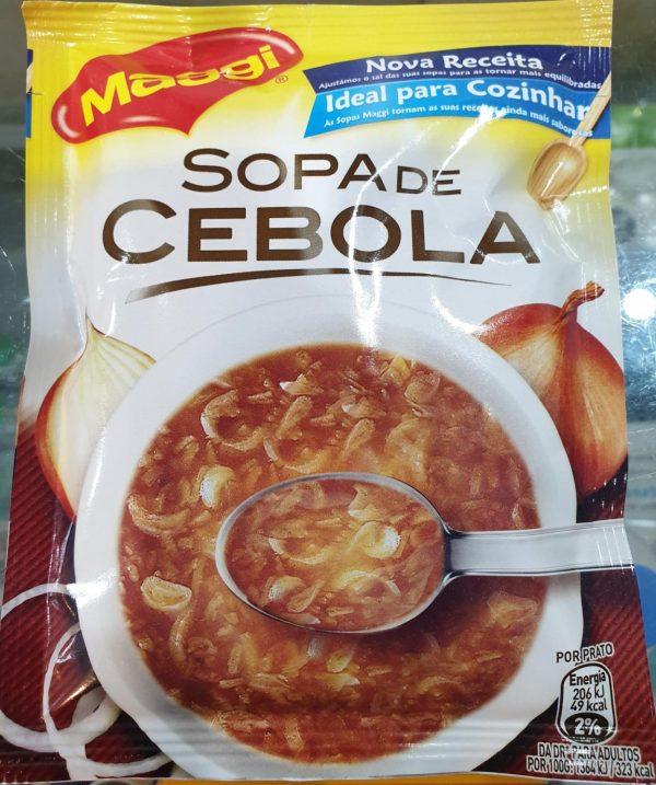 Sopa De Cebola Maggi