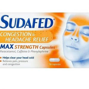 Sudafed Congestion And Headache