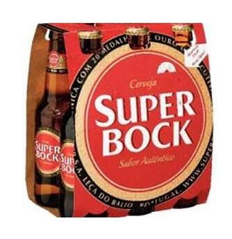 Super Bock Pack De 6