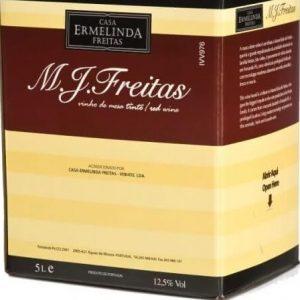 Vinho J Freitas Tinto 5l Preco Sob Consulta
