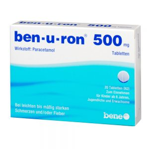 Ben U Ron Acetaminophen1