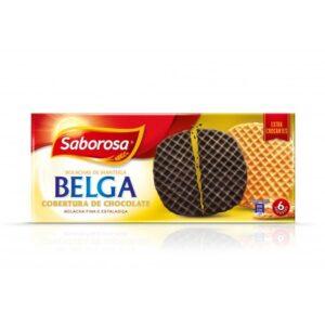 bolacha belga chocolate 198g